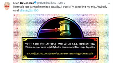 Bermuda Supreme Court Strikes Down Gay Marriage Ban