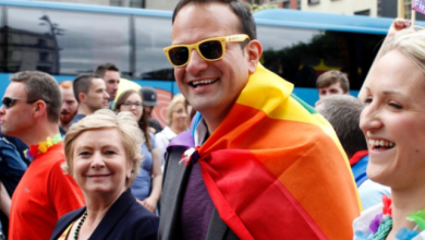 Ireland's Gay Prime Minister Leo Varadkar Plans To Speak To Mike Pence About LGBT Rights