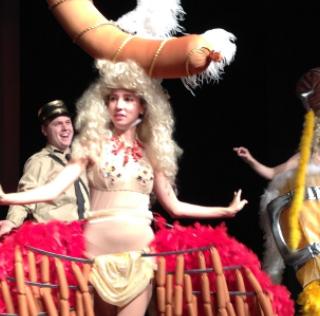 "Philly Drag Queen Slammed for Performing ""Springtime for Hitler"" Musical Number at Gay Bar"