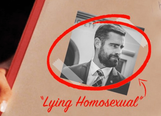 """Pennsylvania State GOP Rep. Daryl Metcalfe Calls Fellow Gay Rep. Brian Sims A """"Lying Homosexual"""""""