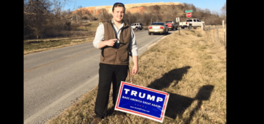 """Arkansas State House Representative Candidate Justin Jones: """"Fags Are Disgusting"""""""