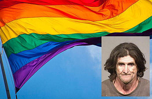 California Man Arrested After Threatening to Blow-up Gay Supermarket Customers with Pipe Bombs