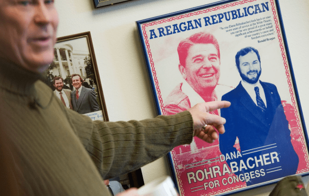 California GOP Rep. Dana Rohrabacher Says It's Okay To Refuse To Sell Houses To Gay People