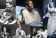 "Gay History - WATCH: The 1993 ""Angels in America"" Broadway Press Reel - Video"