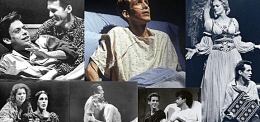 "Gay History - WATCH: The 1993 ""Angels in America"" Broadway Press Reel - Video"