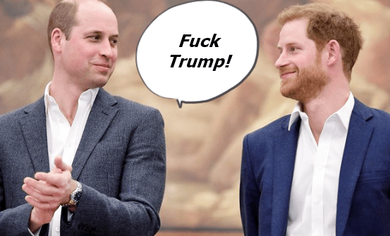 Queen left to meet Trump alone after Charles-William's royal snub?