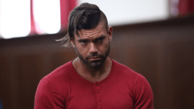 "Bodybuilder Stripper Charged For 'Stabbing 50-year-old gay roommate 16 times"" in NYC"