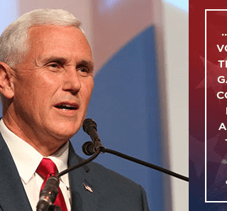 """VP Mike Pence Finds It """"Offensive"""" That We Are Offended By His Wife Teaching At Anti-LGBT School"""