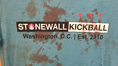 Two Gay Men Violently Attacked and Beaten in Washington D.C.