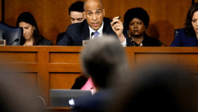 "Cory Booker Releases Kavanaugh ""Confidential Committee"" Documents. Tells GOP to ""Bring It"" - VIDEO"