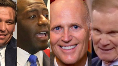 ELECTION 2018: Recount Ordered For Florida Governor And Senate Races