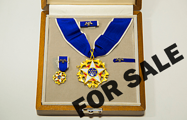 Donald Trump To Award Presidential Medal Of Freedom To Elvis, Orrin Hatch, Scalia, and Other Mind Boggling Choices