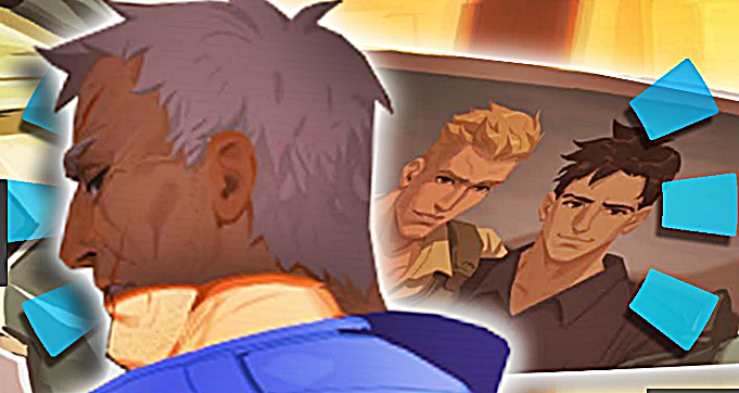 5ae89a5be Overwatch Comic Reveals That Soldier 76 is Gay