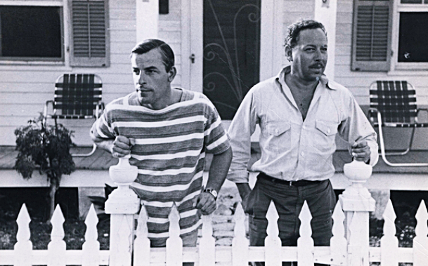 Gay History - February 1: Tom of Finland, Robert Opel and Tennessee Williams Terrorized in Key West