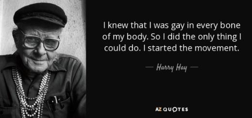 Gay History: April 7, 1912: Happy Birthday Harry Hay, The Forgotten Founder of Gay Liberation