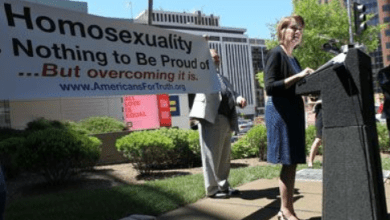 "Linda Harvey of Mission America: ""Democrat's Equality Act Opens The Door to Legalized Pedophilia."""