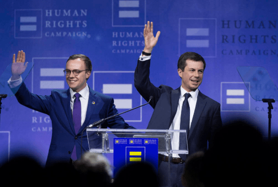 LGBT Civil Rights Activist David Mixner Endorses Pete Buttigieg for President of the United States