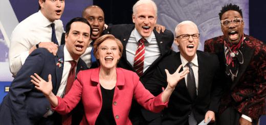 Saturday Night Live Takes On CNN/HRC LGBT Town Hall Forum - VIDEO
