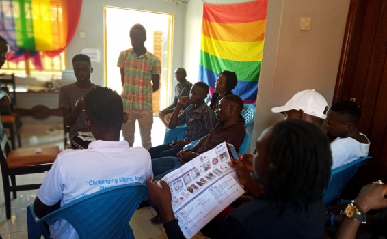 16 LGBT Activists Released In Uganda, Condemn Police Conduct and Anal Exams