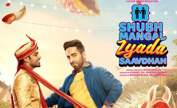 "WATCH: The Trailer for Bollywood's FIRST Gay Romantic Comedy ""Shubh Mangal Zyada Saavdhan"""