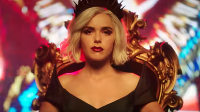 """WATCH: The Chilling Adventures of Sabrina """"Straight to Hell"""" Music Video Trailer"""