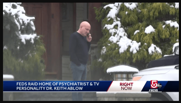 BUSTED: DEA Raids Home Of Anti-Gay Fox News' Dr. Keith Ablow