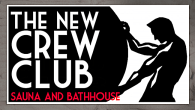 Washington D.C.'s Last Remaining Bathhouse The Crew Club To Close