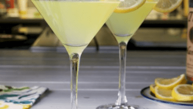 Quarantine Thirst Quenchers: How to Make the Perfect Lemon Drop Cocktail