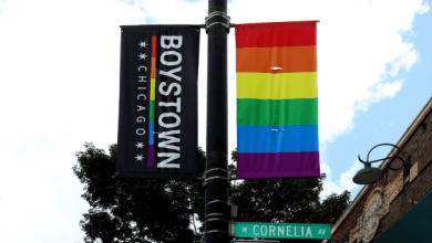 "Chicago's Gay Historic ""Boystown' Neighborhood Now To Called ""Northalstead"" To Be More Inclusive"