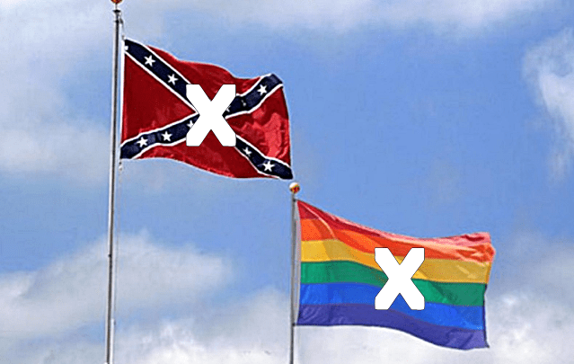 Pentagon Bans Confederate Flags on Military Property But That Also Includes Rainbow PRIDE Flags
