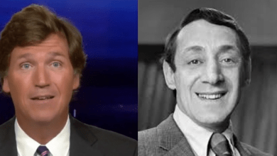 "In College Tucker Carlson Claimed To Belong To The ""Dan White Society"" Named For Harvey Milk's Killer"
