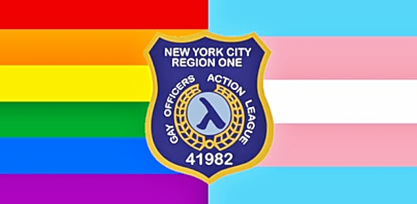 NYC Pride Bans Police From PRIDE Festivities. NYPD's Gay Officers Action League Responds