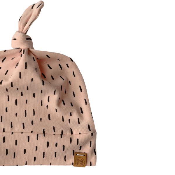 De Doula's knoopmutsje – roze