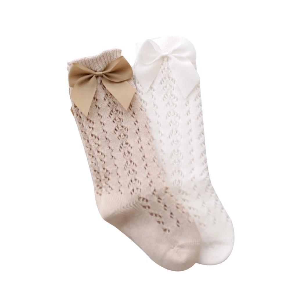 Baby sokjes – Wit