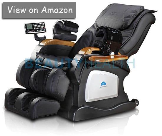 Authentic Beautyhealth Shiatsu Arm Hand Massage Chair with Jade Heat Therapy