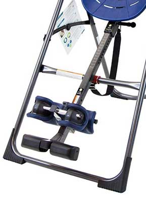 Teeter Hang Ups Inversion Table Features