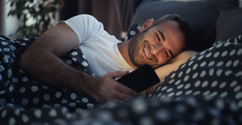 Keep your Smartphone away during the night