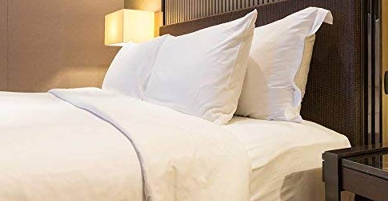 SmartHome Bedding Hotel Collection Plush Pillow