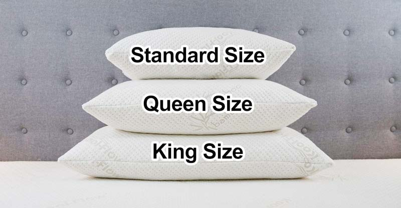 Snuggle-Pedic Ultra-Luxury Bamboo Shredded Memory Foam Pillow Combination With Adjustable Fit And Zipper Removable Kool-Flow Breathable Cooling Hypoallergenic Pillow Cover