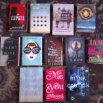Recent secondhand books