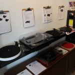 Turntables available at Backbeat – 2014