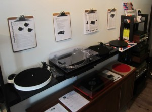 Turntables 2014