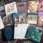 Recent vinyl releases now in stock.