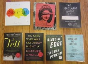 New Books - Oct 27