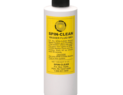 Spin-Clean 16oz. Bottle Record Washer Fluid MKII