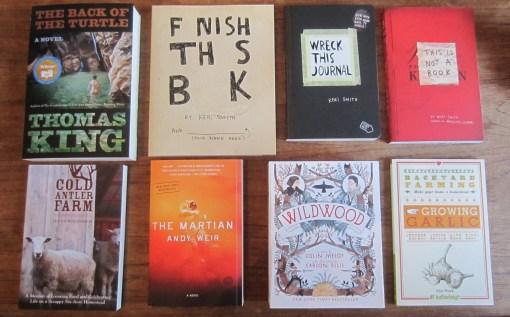 New Books - Jan 9