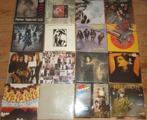 used vinyl Jan 8-2