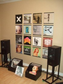 Records On Walls Displays (1)