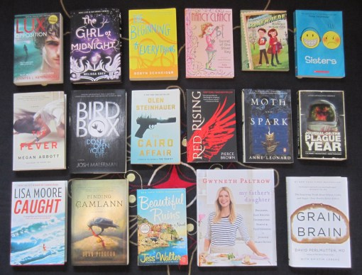 Secondhand Books - May 26, 2015
