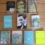 New books for summer reading